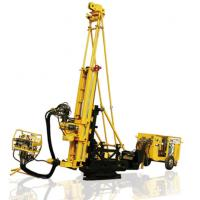 Buy cheap High Efficiency Underground Diamond Core Drilling Rig ( Wheel Type ) CKD600C from wholesalers