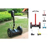 Buy cheap high speed self balance tech Segway Electric Scooter , Motorized two wheeled segway from wholesalers