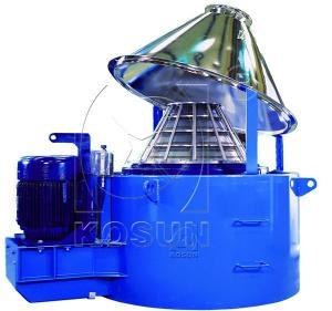 Drilling waste management vertical centrifuge Manufactures