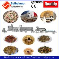 150kg/h full automatic Pet food  processing making machine for making dog food Manufactures