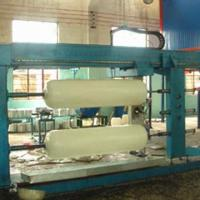 Buy cheap CNG cylinder filament winding machine with 3000mm maximum length for clamping from wholesalers