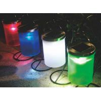 Wholesale solar garden lights/solar camping lights from china suppliers