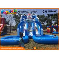 Wholesale Large Inflatable Water Park Games Giant Inflatable Water Park For Kids from china suppliers