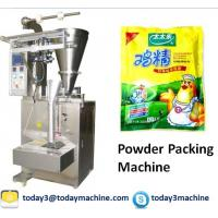 300-500g powder bag filling and packing machine with auger filler Manufactures