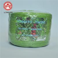 Buy cheap Split Film 7500D Tomato Tying Twine Raw White For Agriculture Packing product