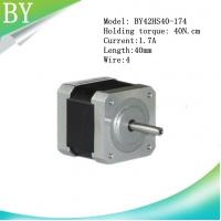 Buy cheap NEMA17     40N.cm  1.7A  4wires    3D printer  stepper motor from wholesalers