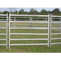 Buy cheap China factory wholesale heavy duty Australia standard livestock cattle yard panels supplier from wholesalers