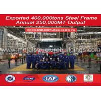 Wholesale Anti Corrosion Prefab Shop Steel Building Workshop Frame Warehouse Time Saving from china suppliers