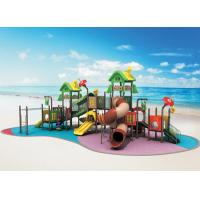 Buy cheap Government project supplier Outdoor playground equipment for sale from wholesalers