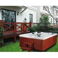 Wholesale Outdoor Spa 7 Person Octagonal Whirlpool Hot Tub from china suppliers
