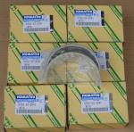 Japan,KOMATSU Diesel engine parts, ring piston for komatsu,6137-31-2040