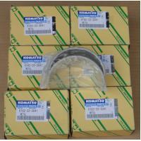 Buy cheap Japan,KOMATSU Diesel engine parts,connecting rod bearing for komatsu 6162-33 product