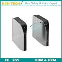 Wholesale Auto-sensing RS 485 High Quality RFID IC/ID Card Reader Flap Barrier Gate from china suppliers