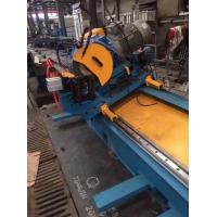Buy cheap Automatic Cold Cut Pipe Saw Without Burr Heavy Duty Customized Design from wholesalers