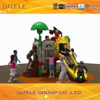 Buy cheap Hot Sales Multi Colorful Children Playground Equipment For 3 - 12 Years Old from wholesalers