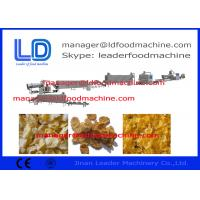 Wholesale Electric Snack Making Machine For Corn Flakes And Breakfast Cereals Making from china suppliers