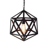 Buy cheap Chandelier Vintage Metal Iron Cage Pendant Light Geometric Archello Lights from wholesalers