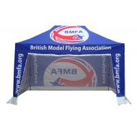Buy cheap 4x6 Trade Show Tent , Portable Outdoor Canopy Tents Removable Sidewalls from wholesalers