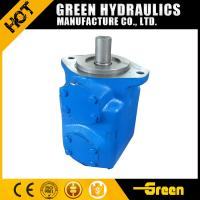 Buy cheap Vickers 45M series hydraulic vane motor hydraulic motor pump for sale cast iron long life from wholesalers