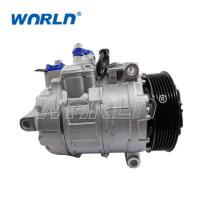 Buy cheap 7L5820803A 94812601100 Auto Compressor for Porsche Cayenne 3.2 3.6 4.5 4.8 2002-2006/Panamera 4.8 2009-/VW Touareg 4.2 from wholesalers