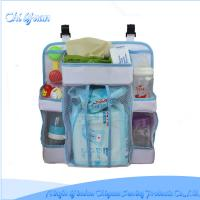 Buy cheap Chiyuan Custom Baby Bed Hanging Bag and Baby Diaper Changing Storage Pockets from wholesalers