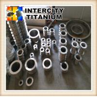 Buy cheap Best factory price ASME16.9 Gr2 OEM titanium equal /straight tee from wholesalers