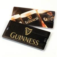 Buy cheap Encrypted Credit Card 8GB USB Memory Sticks , Windows 7 from wholesalers