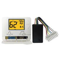 Buy cheap White ABS 24VAC or Battery Operated PTAC Room Thermostat for Air Conditioner from wholesalers