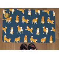Buy cheap Custom Printed Pattern Outdoor Floor Rugs For Home Decoration OEM Acceptable from wholesalers