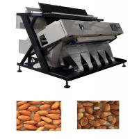 Buy cheap High-speed CCD Vegetable Sorting Machine Of 0.6Mpa Air Pressure from wholesalers