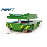 Wholesale motorized coil transfer cart which can be customized steel plate electric transfer cart from china suppliers
