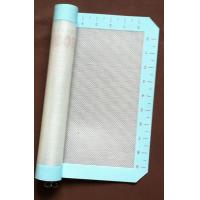 Buy cheap 420*295mm fashional silicone baking mat from wholesalers