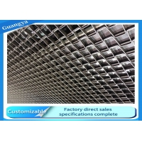 Buy cheap SS316 27.3mm Rod Honeycomb Conveyor Belt ANSI For Food Processing from wholesalers