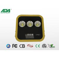 Commercial UL Driver Lighting 150W Outdoor LED Flood Lights For Sport Field Tennis Court Gym Manufactures