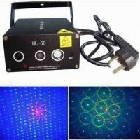 Buy cheap RGB Laser Light for Stage Use, with 100/50mW Power from wholesalers