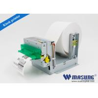 Wholesale RS232 Desktop Mobile Receipt Printer Max 200 Mm Per Second , Rohs from china suppliers