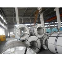 Buy cheap 304 304L 430 Hot RolledStainless Steel Coils , Cold Rolled Polished Roll Strip NO.1 Surface from wholesalers