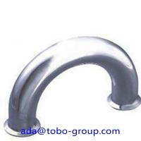 Wholesale Butt Welding Pipe Fittings Carbon Steel Elbow 180 Elbow For Petroleum , Chemical from china suppliers