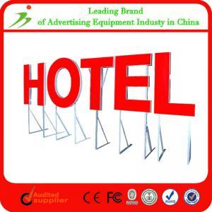 China OEM Irregular Acrylic advertising programmableled led sign board on sale