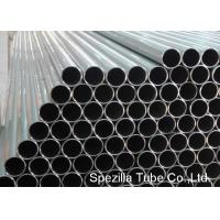 Buy cheap 12mm stainless steel tube 316L Round Welded Stainless Steel Tube / Automatic Tubing 180 Grit Polished from wholesalers