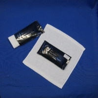 Buy cheap Individual Disposable Heated Antibacterial Wet Wipes from wholesalers
