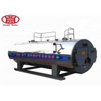 Buy cheap Fire Tube Oil Gas Diesel Steam Boiler For Textile / Chemical Industry High Performance from wholesalers