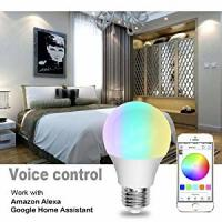 Buy cheap IFTTT Wifi LED Bulb 2700-6500k Voice Control Google Home Assistant from wholesalers