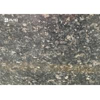 Wholesale Blue Pearl Granite Natural Stone Countertops , Prefab Granite Kitchen Tops from china suppliers