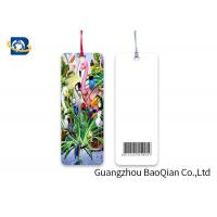 Buy cheap Paper Label 3D Lenticular Bookmark Animal Cute Personalized Lenticular Product from wholesalers