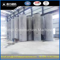 Prestressed Concrete Cylinder Pipe (PCCP) plant Manufactures
