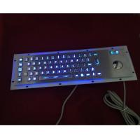 Buy cheap vandal resistance metal keyboard with led button from wholesalers