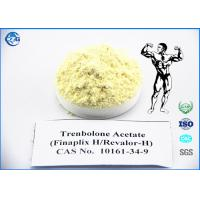 Wholesale Yellow Raw Powder Steroids 10161 34 9 Trenbolone Acetate For Bodybuilding from china suppliers