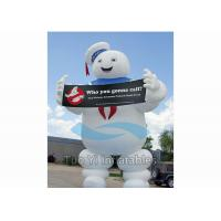 Buy cheap Waterproof PVC Inflatable Character , Quick Inflated Inflatable Characters product