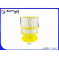 Flashing Mode LED Aviation Warning Lights With Die Casting Aluminum